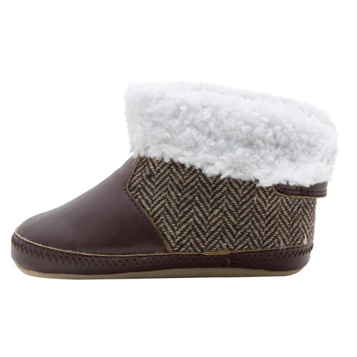 Baby Boys' Surprize by Stride Rite® Warm & Cozy Soft Sole ...