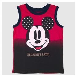 Toddler Boys' Mickey Mouse Tank Top