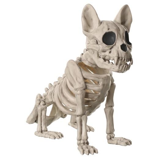 halloween french bulldog skeleton hyde and eek boutique - Skeleton Halloween