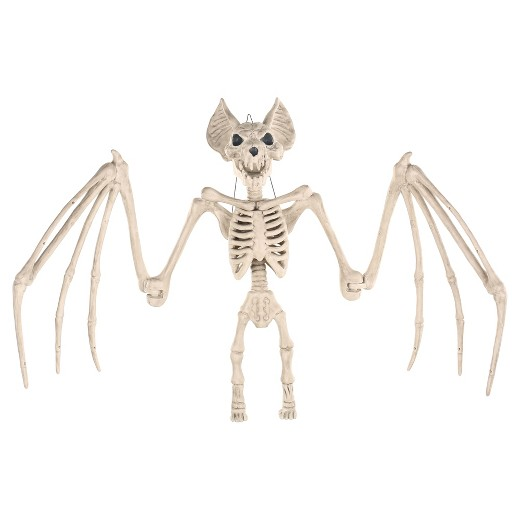 halloween bat skeleton large hyde and eek boutique - Skeleton Halloween