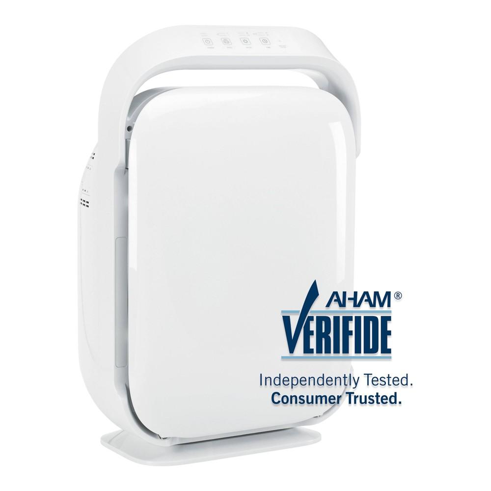 Germ Guardian Hi-Performance True Hepa Ultra-Quiet Air Purifier AC9200WCA, White