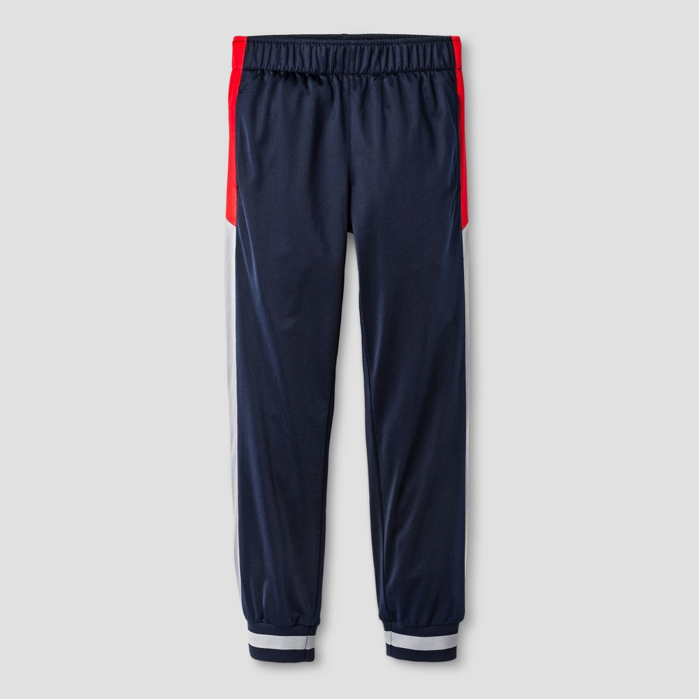 Boys Activewear Pants - Cat & Jack Navy M, Blue
