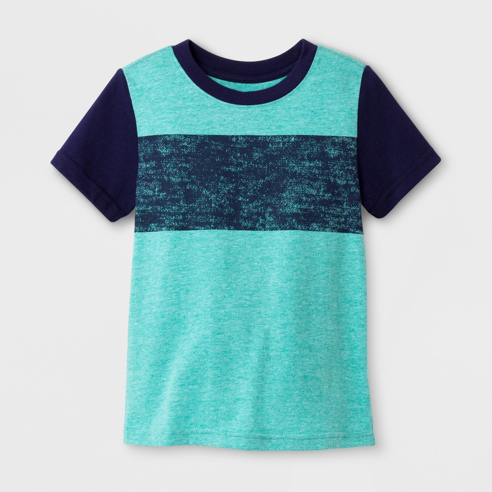 T-Shirt Forest Glen 5T, Toddler Boys, Green