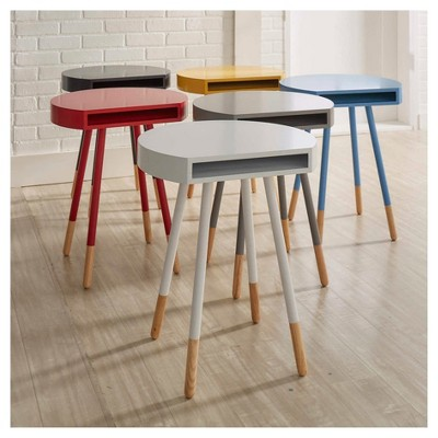 Good Pip Open End Mid Century Accent Table   Inspire Q®