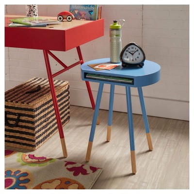 Pip Open End Mid Century Accent Table   Inspire Q®