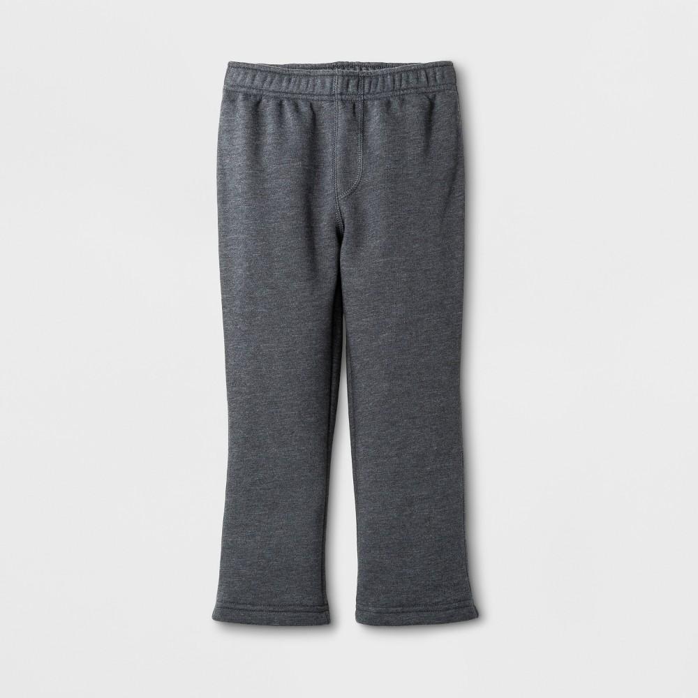 Lounge Pants Cat & Jack Charcoal 3T, Toddler Boys, Gray