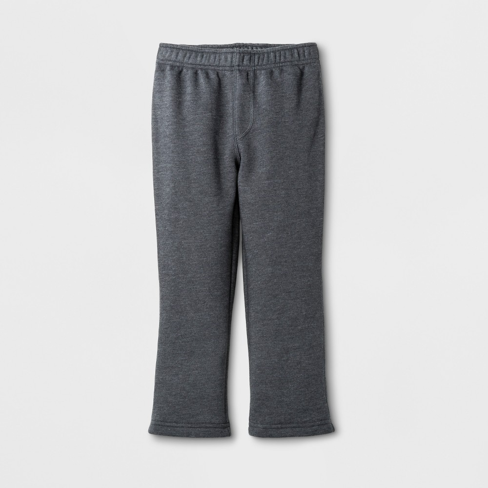 Lounge Pants Cat & Jack Charcoal 4T, Toddler Boys, Gray