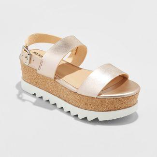 0fb452e1de35 Women s Lizzie Quarter Strap Sandals - Mossimo Supply Co.™