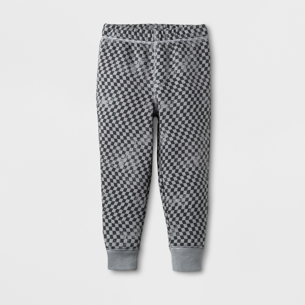 Lounge Pants Cat & Jack Radiant Gray 4T, Toddler Boys