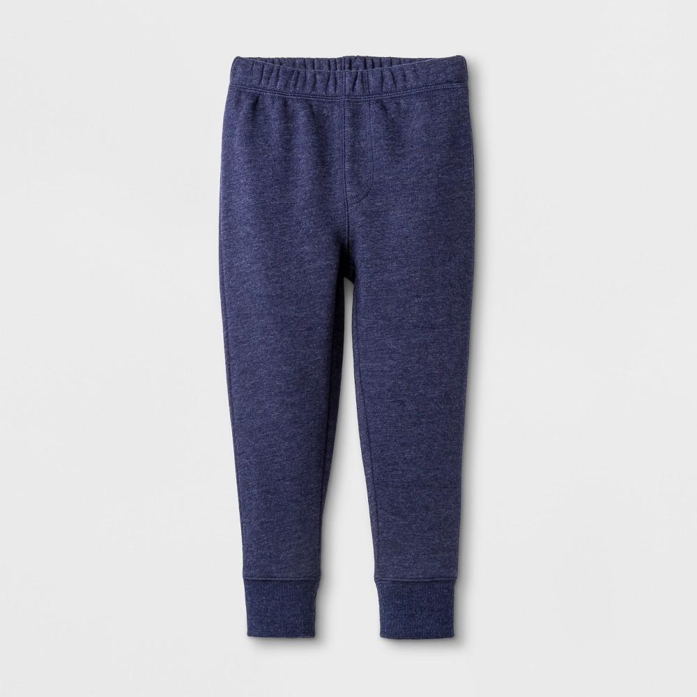 Lounge Pants Cat & Jack Stately Blue 3T, Toddler Boys