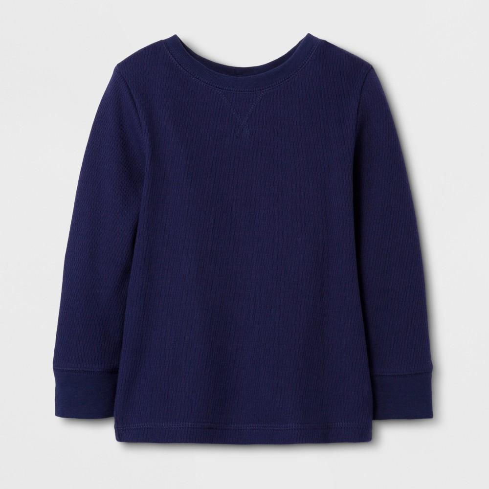 T-Shirt Stately Blue 18 M, Toddler Boys