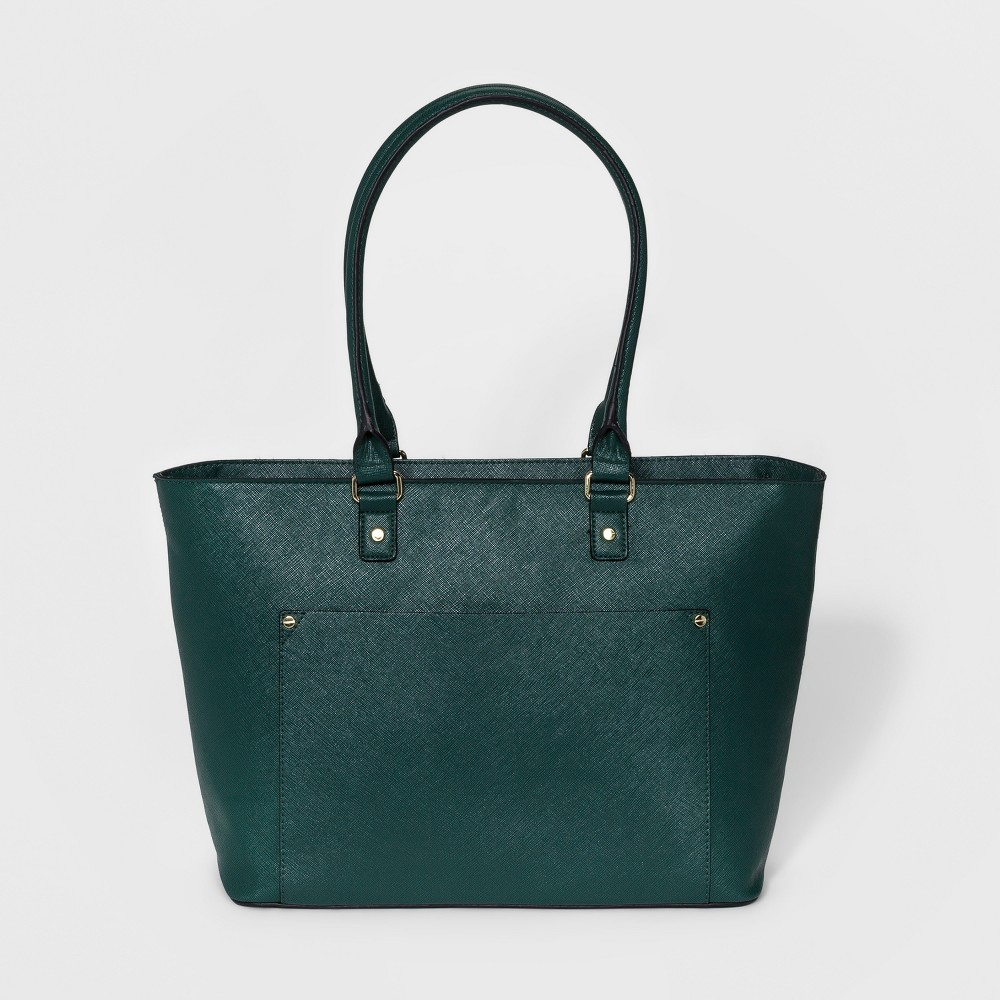 Womens Large Tote Handbag - A New Day Teal (Blue)