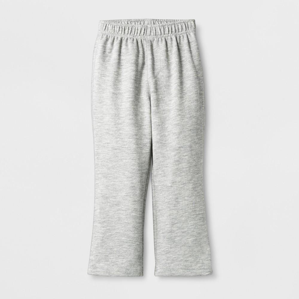 Lounge Pants Cat & Jack Heather Gray 3T, Toddler Boys