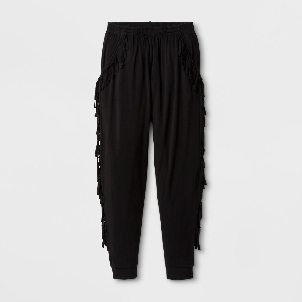 Girls Fashion Pants - Art Class Black XS (4-5)
