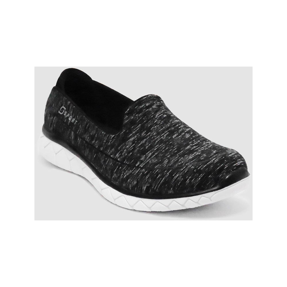 S Sport BY Skechers Performance Athletic Shoes Bend Black 9.5, Womens