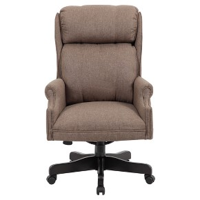 Traditional High Back Executive Chair Boss Target