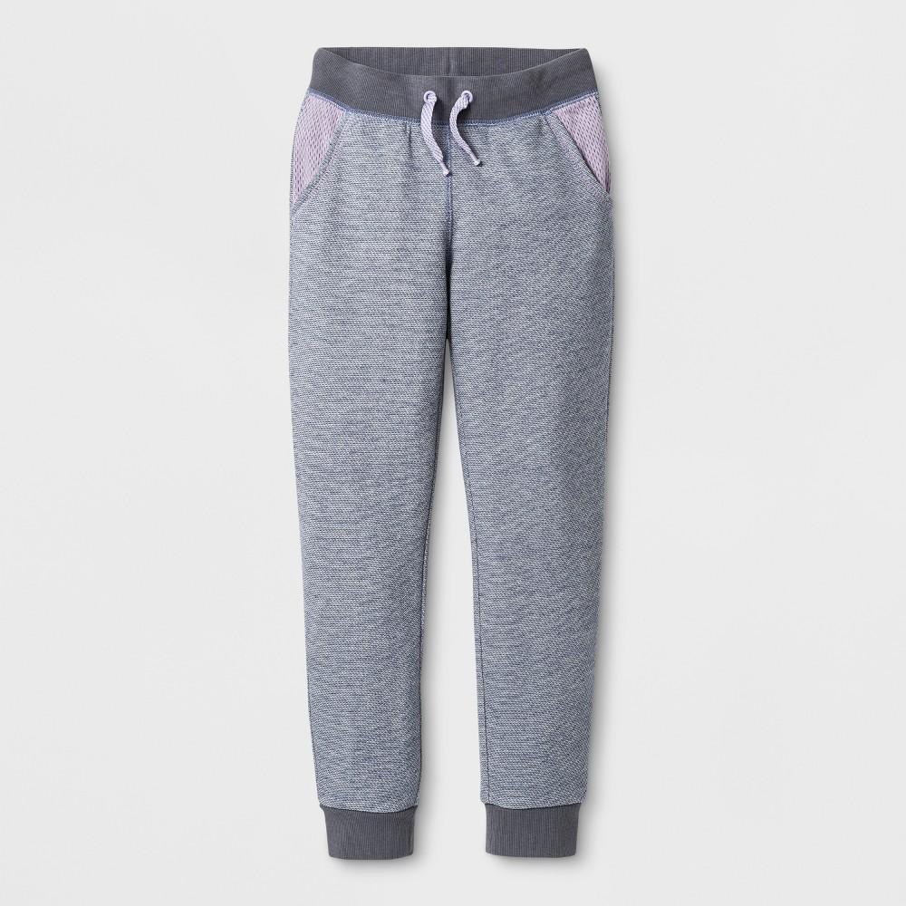 Girls Jogger Pants - Cat & Jack Blue M