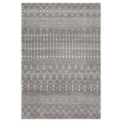Abstract Loomed Area Rug - nuLOOM