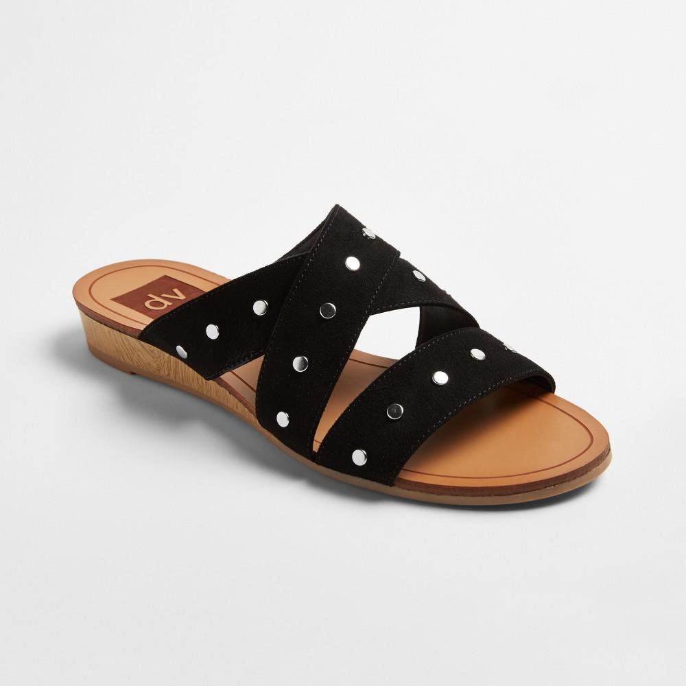 Womens dv Masha Slide Sandals - Black 7.5