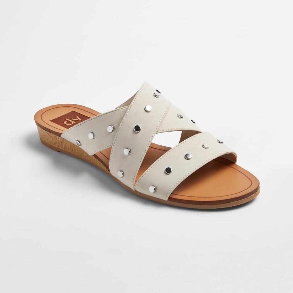 Womens dv Masha Slide Sandals - Tan 11
