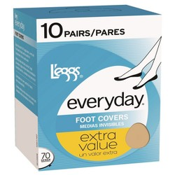L'eggs® Everyday Women's Footcover Stockings