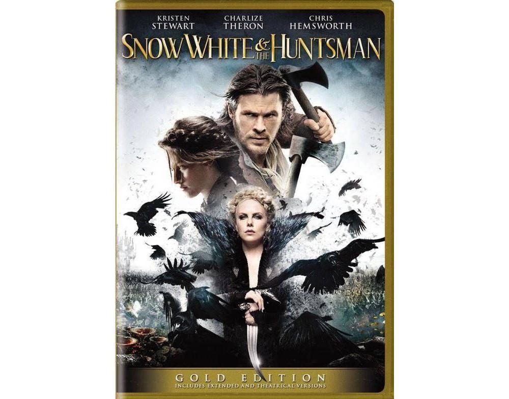 Snow white & the huntsman (Dvd)