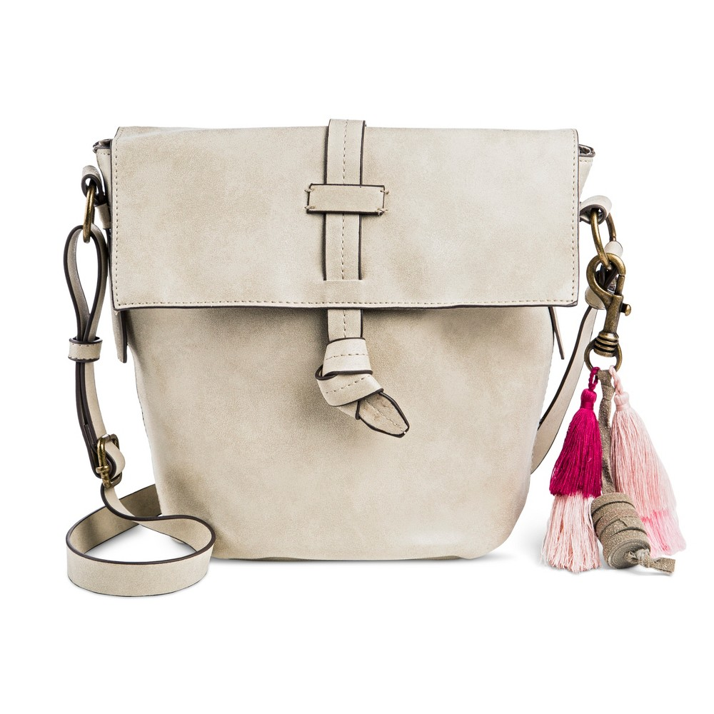 T Shirt & Jeans Women's Mystic River Mini Bucket Handbag Bone (ivory)