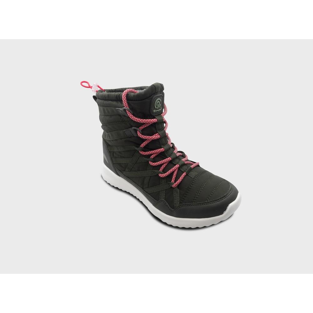 Womens Loren Jogger Boots - C9 Champion Olive Green 11