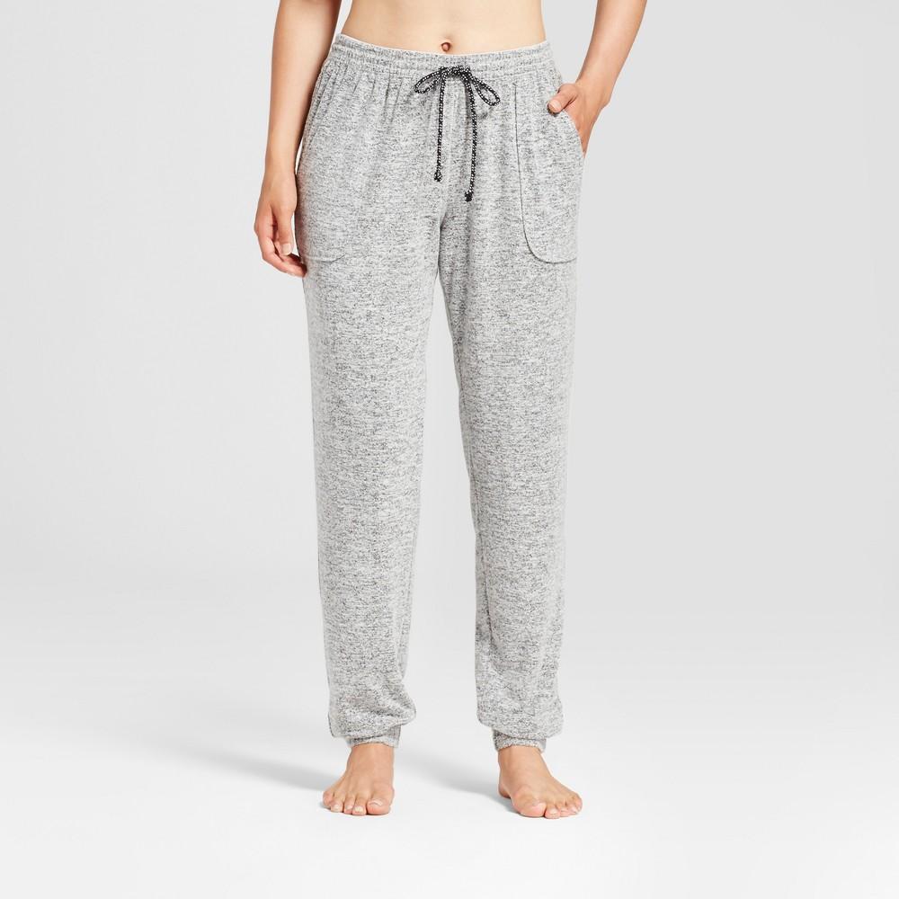 Womens Pajama Pants - Xhilaration Black XL