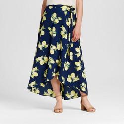 Women's Printed Maxi Skirt - J by J.O.A.