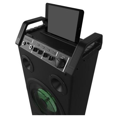 Sharper Image SBT1025 Mega Sound System Speaker with Lights