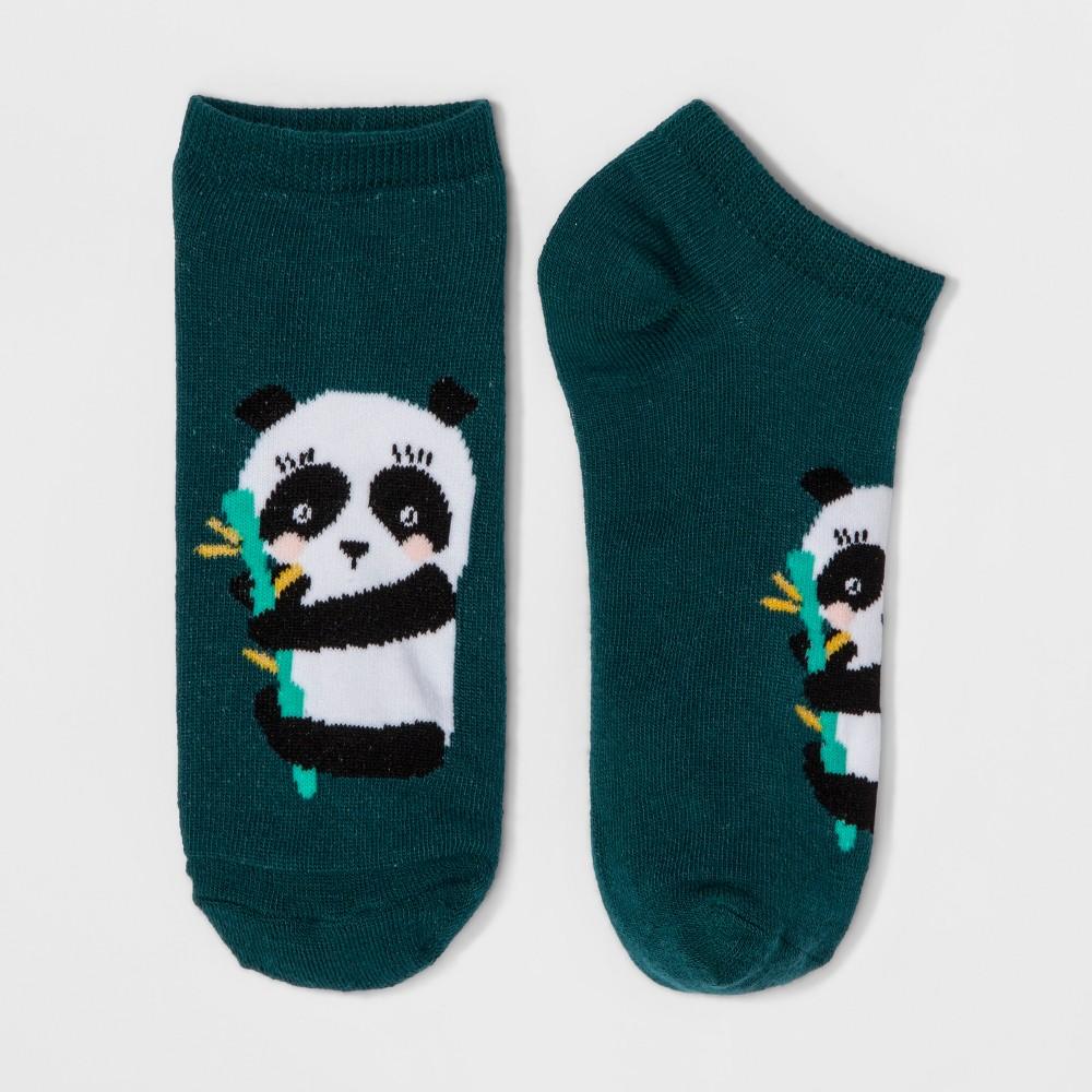 Womens Panda Casual Socks - Xhilaration One Size, Deep Blue