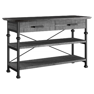 Ronay TV Stand - Gray - Inspire Q
