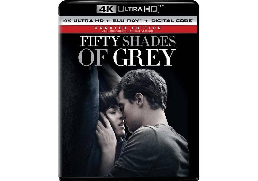 Fifty Shades of Grey (4K/Uhd + Blu-ray + Digital)