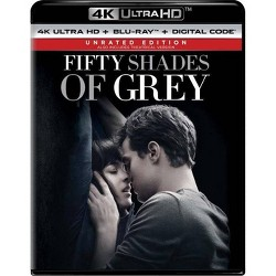 Fifty Shades of Grey (4K/UHD + Blu-ray + Digital)