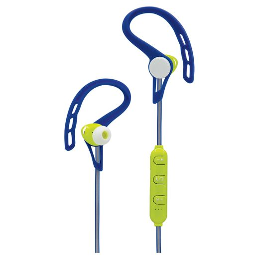 Sharper Image® Sport Fit Ear Buds with Reflective Cord