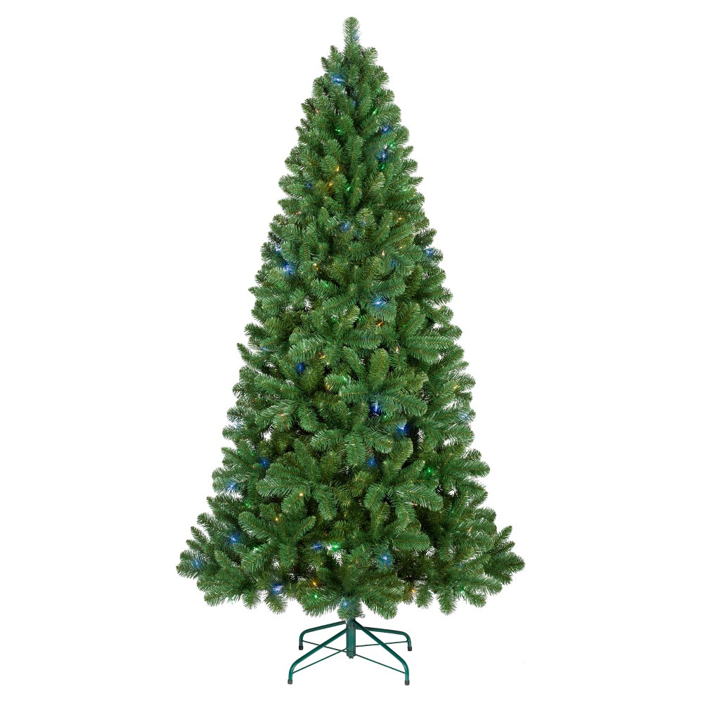 UPC 741895731524 - Philips 7ft Prelit Artificial Christmas ...