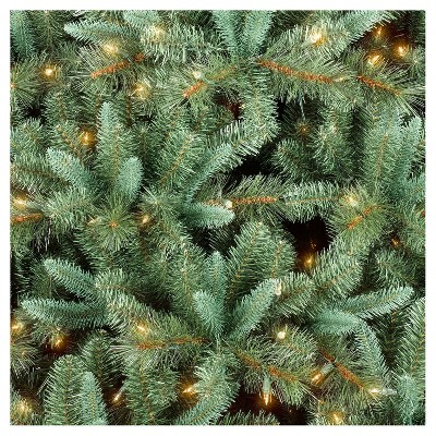 Philips 9ft Prelit Artificial Christmas Tree Balsam Fir Clear Lights
