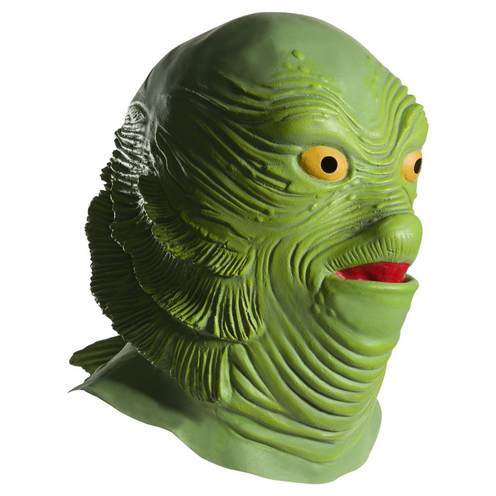 Universal Monsters Creature from the Black Lagoon Deluxe Mask, Mens