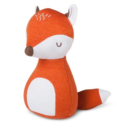 Fox Mini Pillow Orange - Pillowfort™
