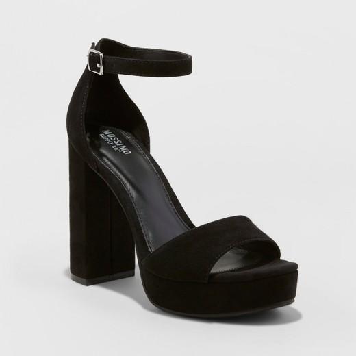 Women's Fabiola Platform Heel Pumps - Mossimo Supply Co.™ : Target