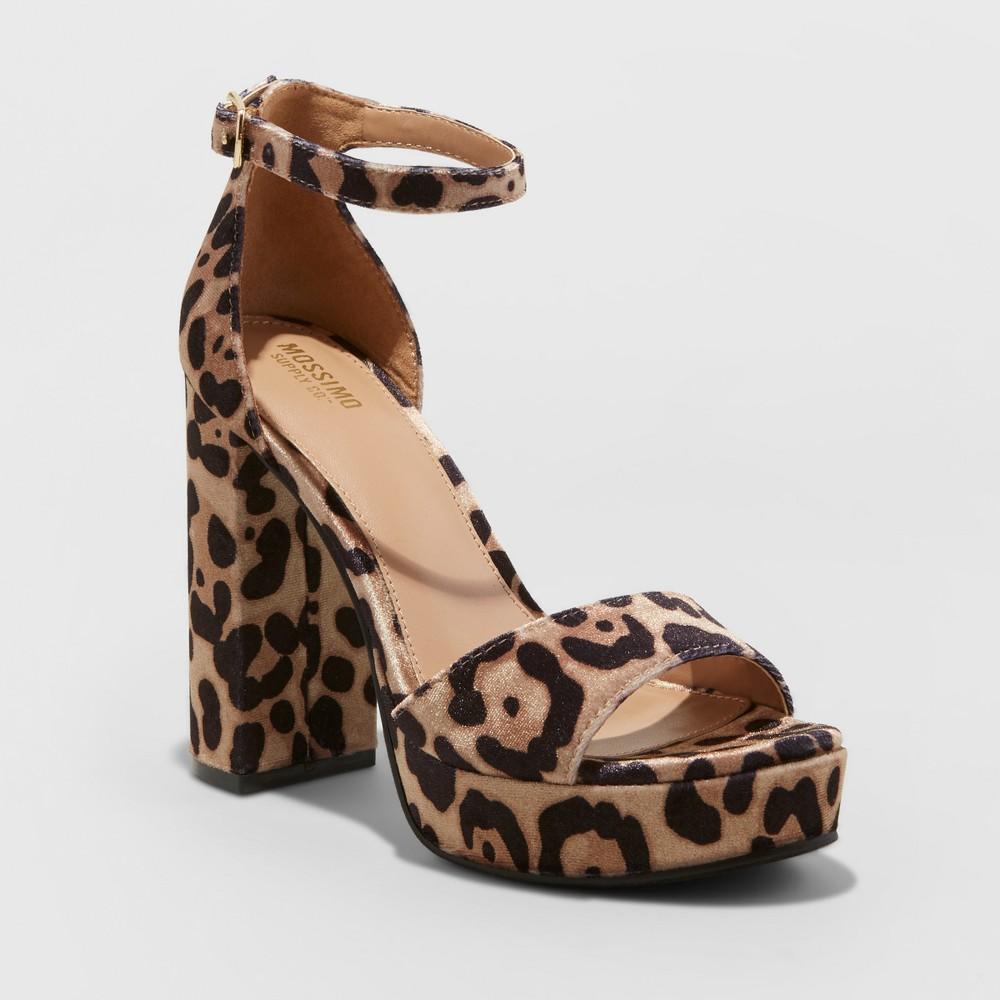 Womens Fabiola Platform Heel Pumps - Mossimo Supply Co. 8, Multi-Colored