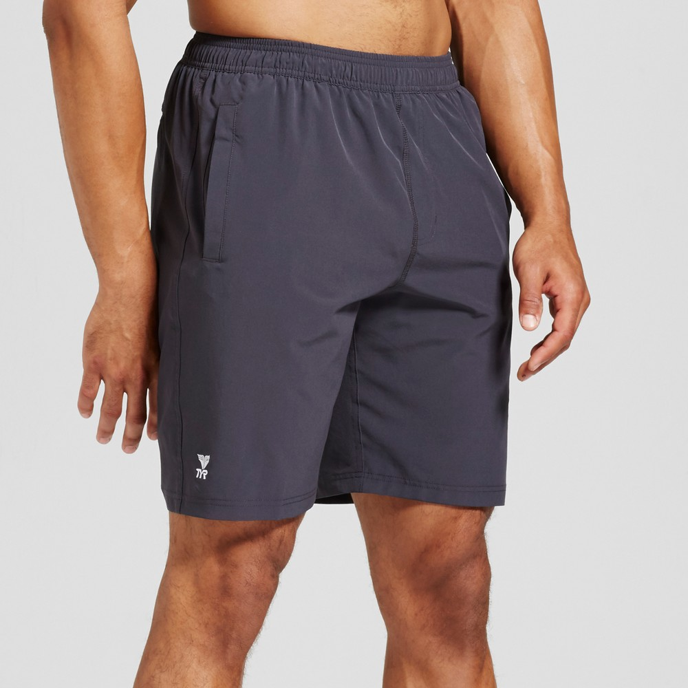 Mens Lake Front Land to Water Shorts - Tyr Gray L