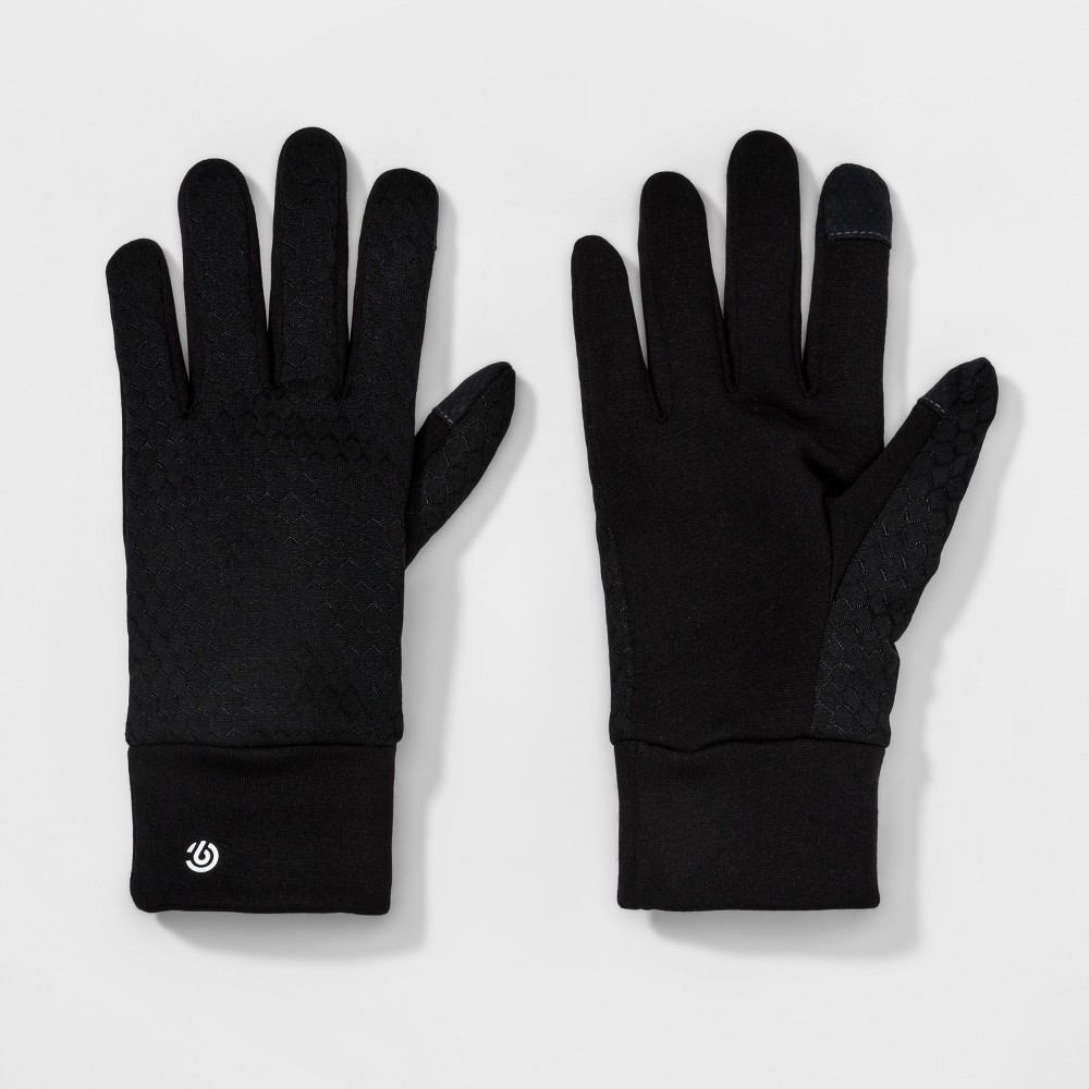 Womens Texture Stretch Glove - C9 champion Black L/XL