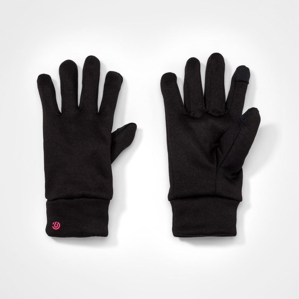 Girls' Stretch Glove - C9 Champion Black 4-7