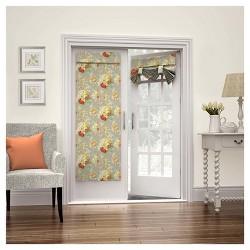 "Sanctuary Rose French Door Panel (26""x68"") - Waverly"