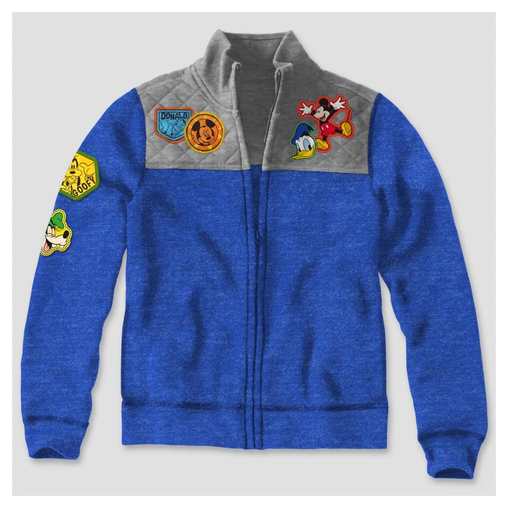 Sweatshirts Mickey Mouse Royal 12 M, Toddler Boys, Blue