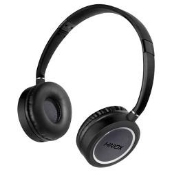 HMDX HX-HP460BK-TGT Journey Bluetooth Headphones - Black