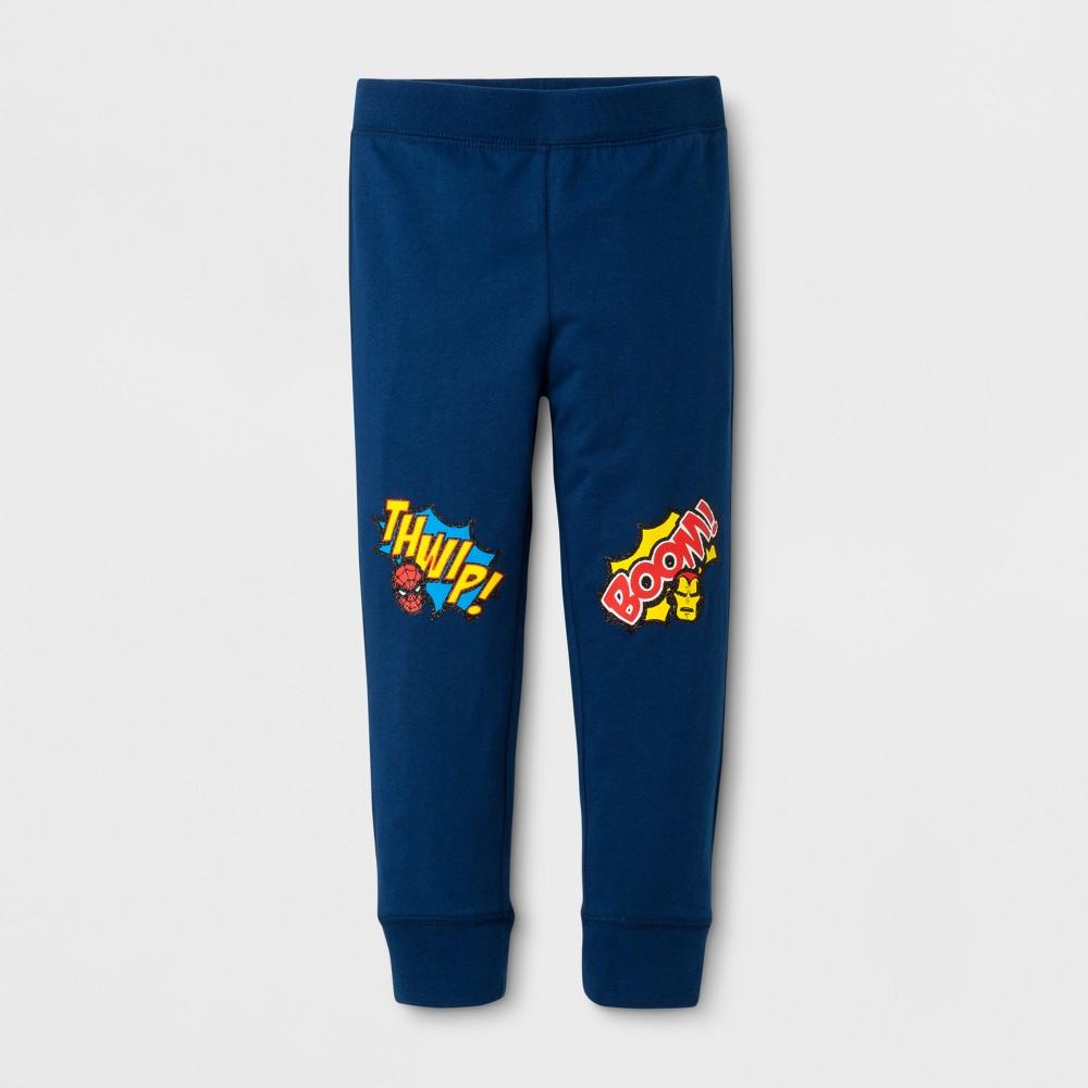 Leggings Pants Marvel Marvel Navy 2T, Infant Boys, Blue