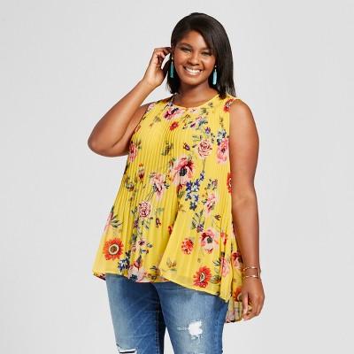 Neon yellow dress tops